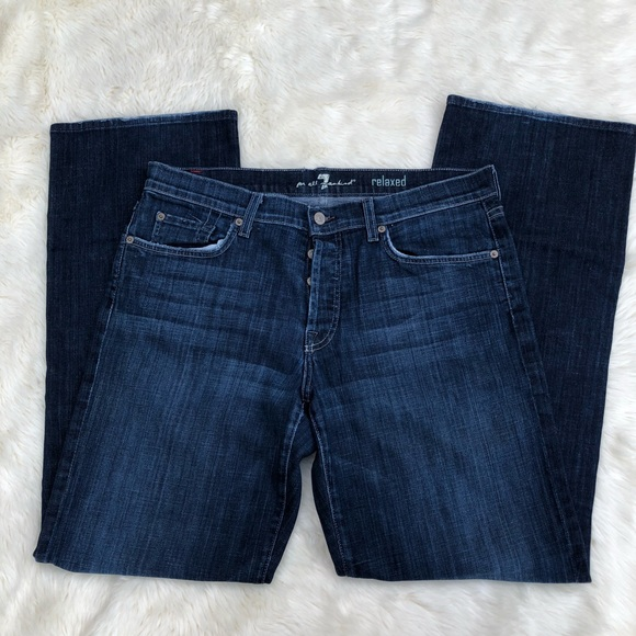 7 For All Mankind Other - 7 For All Mankind Relaxed Jeans